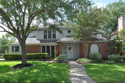 Houston TX Single Family Home For Sale: $348,000