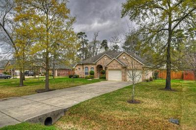 Magnolia Single Family Home For Sale: 7418 Revelwood Drive