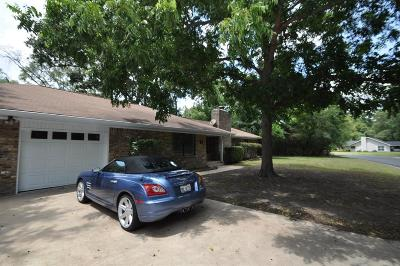 Trinity County Single Family Home Option Pending: 81 Westwood Drive E