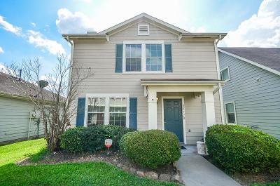 Single Family Home For Sale: 20720 Patriot Park Lane