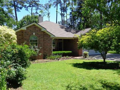 Willis Single Family Home For Sale: 15946 Hickory Knoll