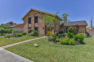 Galveston Single Family Home For Sale: 47 W Dansby Drive