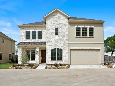 Houston Single Family Home For Sale: 7716 North Fall Run Crossing