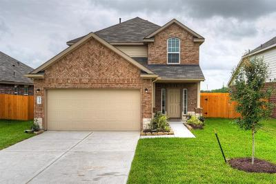 Texas City Single Family Home For Sale: 3218 Primrose Drive