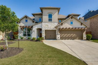 Cypress Single Family Home For Sale: 19118 Greenview Glen Drive