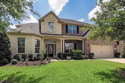 Fulshear Single Family Home For Sale: 3718 Walker Falls Lane