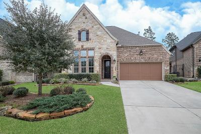 The Woodlands Single Family Home For Sale: 139 Currydale Way
