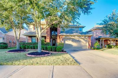 Katy Single Family Home For Sale: 26210 Basil View Lane