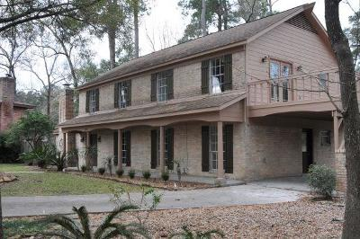 Conroe Single Family Home For Sale: 701 Gettysburg Court