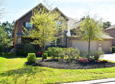 The Woodlands TX Single Family Home For Sale: $459,799