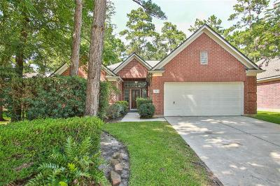 The Woodlands Single Family Home For Sale: 10 Maize Meadow Place