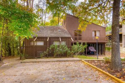San Jacinto County Single Family Home Option Pending: 30 Harbour Row Circle