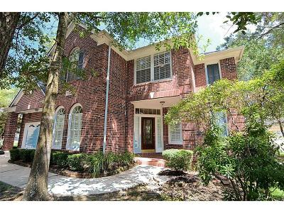 The Woodlands Single Family Home For Sale: 146 Maple Path Place