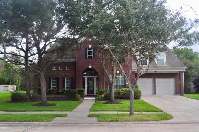 Friendswood Single Family Home For Sale: 2913 Cedar Ridge Trail