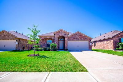 Katy Single Family Home For Sale: 3215 McDonough Way