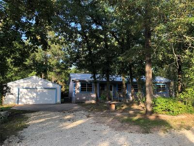 Trinity County Single Family Home For Sale: 934 Winding Creek Drive