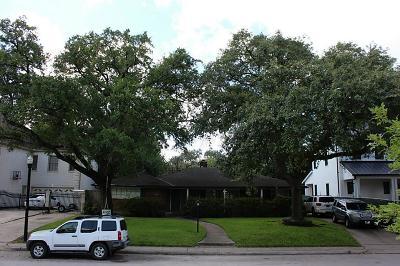Houston Single Family Home For Sale: 3647 Underwood Street
