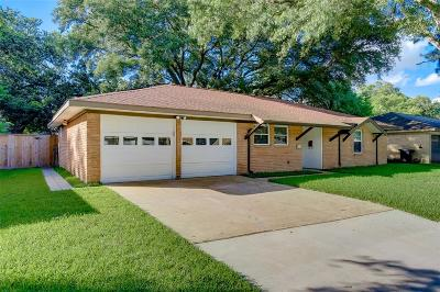 Houston Single Family Home For Sale: 5754 Firenza Drive