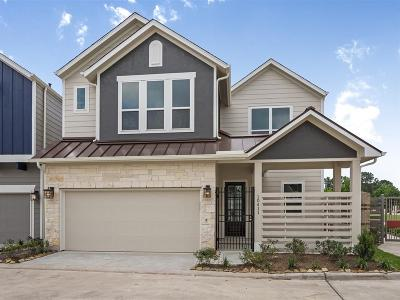 Houston Single Family Home For Sale: 10411 Tranquil Cove Drive