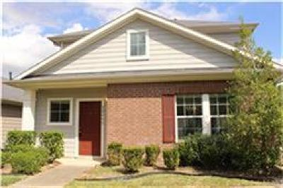 Katy TX Single Family Home For Sale: $154,900