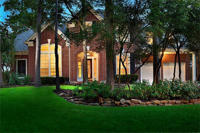 The Woodlands Single Family Home For Sale: 7 Camino Court