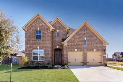 Pearland Single Family Home For Sale: 2109 Rock Prairie Court
