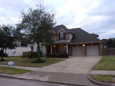 Pearland Rental For Rent: 12016 Cedar Creek Drive