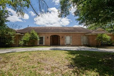 Meyerland, Meyerland 1, Meyerland 3, Meyerland 8 Rp C Single Family Home For Sale: 9411 Millbury Drive