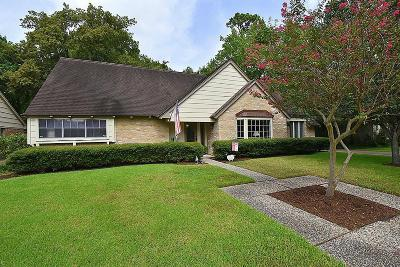 Houston Single Family Home For Sale: 12566 Westerley Lane