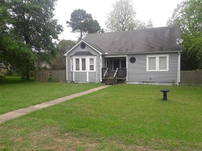 Texas City Single Family Home For Sale: 24 10th Avenue N