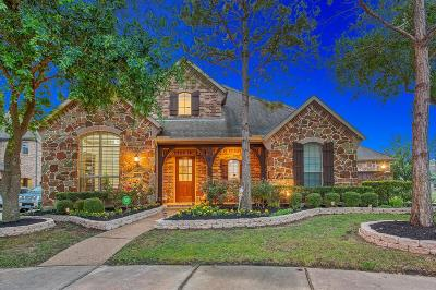 Katy Single Family Home For Sale: 25715 Pipestone Glen Lane