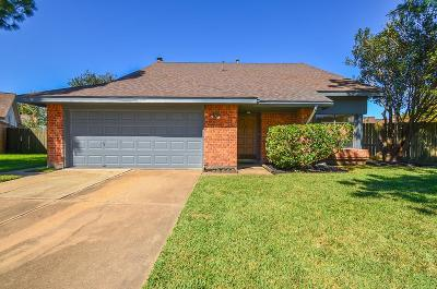 Katy Single Family Home For Sale: 20022 Fort Custer Court