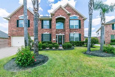 Pearland Single Family Home For Sale: 12103 Auburn Creek Drive