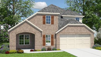 Conroe TX Single Family Home For Sale: $242,990