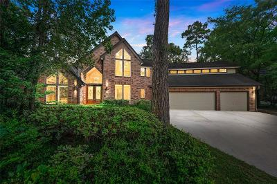 The Woodlands Single Family Home For Sale: 1 Anchor Point Place