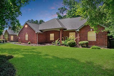 Magnolia Single Family Home For Sale: 5802 Pacco Lane