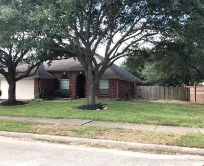 Houston TX Single Family Home For Sale: $225,000