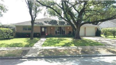 Houston Single Family Home For Sale: 5007 Cheena Drive