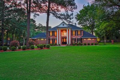 Tomball Single Family Home For Sale: 15406 Hunters Bend Drive