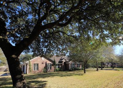 Brenham Single Family Home Pending Continue to Show: 761 W Briarwood Drive