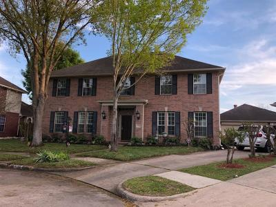 Houston Single Family Home For Sale: 13115 Pine Laurel Court
