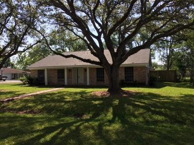 Van Vleck Single Family Home For Sale: 312 Live Oak Drive
