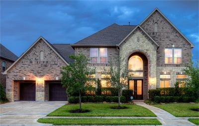Pearland Single Family Home For Sale: 12103 Chisel Ridge
