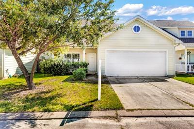 Tomball Single Family Home For Sale: 21134 Molasses Meadow Lane