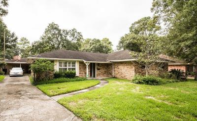 Houston Single Family Home For Sale: 834 Myrtlea Lane