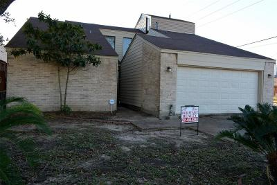 Stafford TX Single Family Home For Sale: $195,000