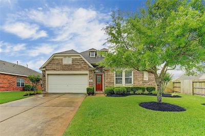 Rosenberg Single Family Home For Sale: 9210 Rappahanook Lane