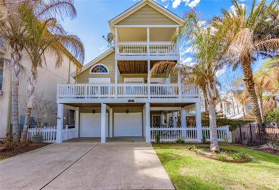 Clear Lake Shores Single Family Home For Sale: 324 Blue Point Road