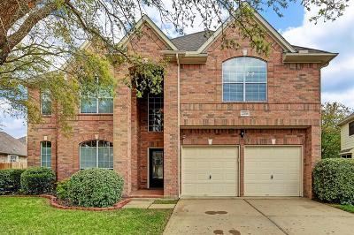 Richmond Single Family Home For Sale: 22018 Emerald Run Lane