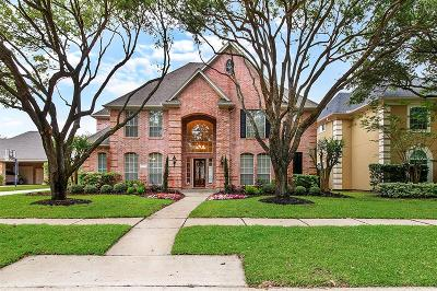Katy Single Family Home For Sale: 22706 Fossil Creek Circle